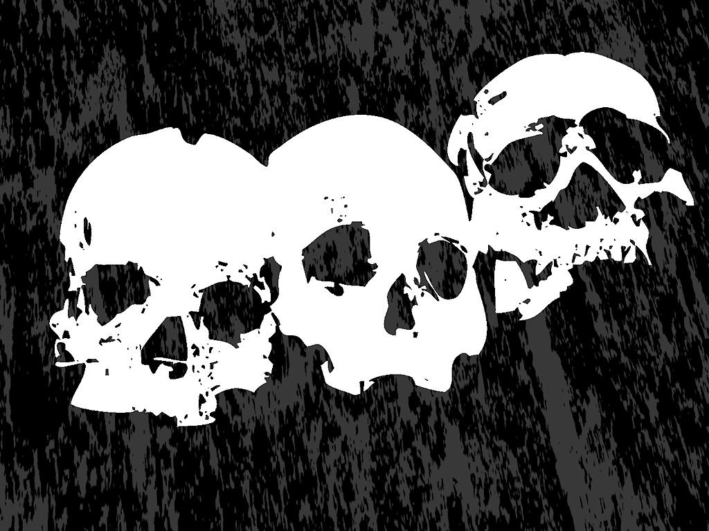 Fantastic Wallpaper Home Screen Skull - triple-skull  You Should Have_742989.jpg